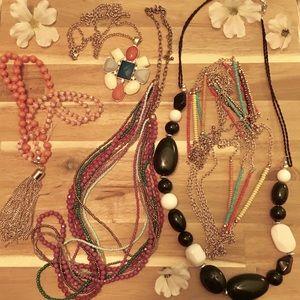 Jewelry - Jewelry- 5 Necklaces